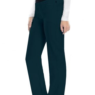 3678e2b5f7b Cherokee WW Core Stretch Mid Rise Pull-On Pant Cargo Pant PLUS SIZE ...